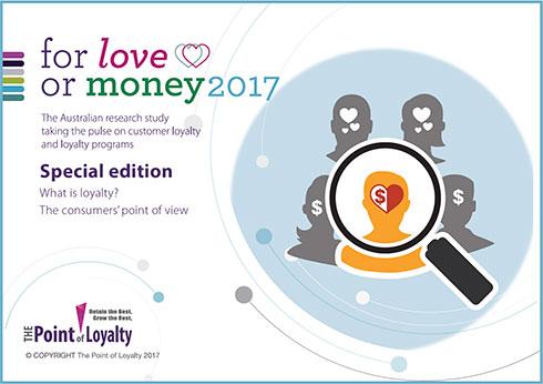 Forlove or money 2017Special Edition