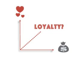 How do marketers measure the success of their customer loyalty strategies?
