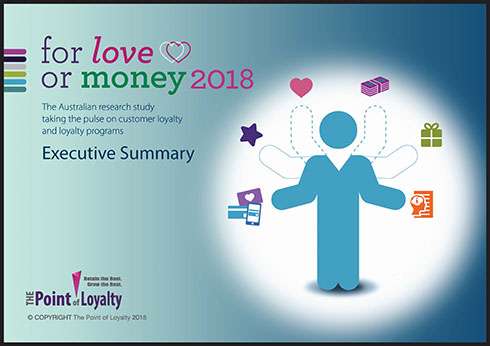 For love or money 2018 Complimentary Executive Summary