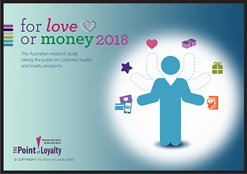For Love or Money 2018Full 90+ page in-depth report