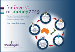 For Love or Money - Australia & New Zealand Executive Summary