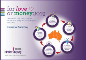 For Love or Money - Australia Executive Summary