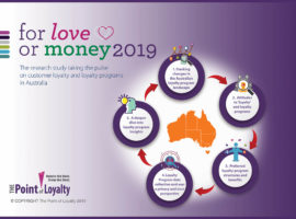 Loyalty research – For Love or Money 2019 (released this June)