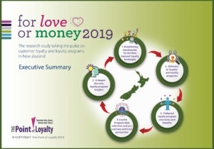 For Love or Money - New Zealand Executive Summary