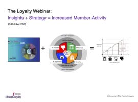 The Loyalty Webinar: Insights + Strategy = Increased Member Activity